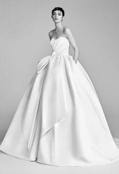 Featured Dress: Viktor & Rolf; Wedding dress idea.