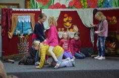 theatre in kindergarten