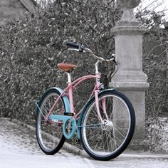 Pashley Cycles - Tube Rider - Double Scoop
