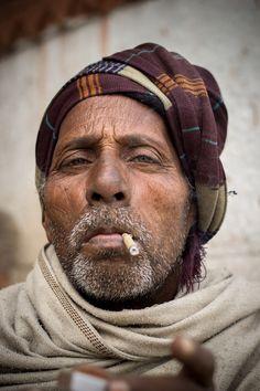 Varanasi, India, travel portrait photography- Mitchell Burden