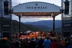 Settle In To Aspen/Snowmass Summer For Art, Theater, Music, Rodeo - OnTheSnow. Starts this thursday