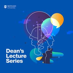 Monash Science Dean's Lecture Series | Abstract illustrations to capture the essence of Science | Studio Alto #graphicdesign #illustration #vectorart #digitalillustration #digitalart #lineart