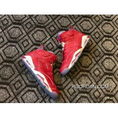 53a03f4f1b38 2018 Air Jordan Vi Retro X Nike Air Jordan 6 Red White Slam Dunk Online