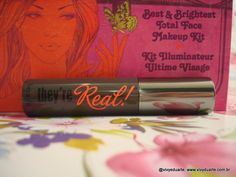 Vivy Duarte: Review: They're Real by Benefit