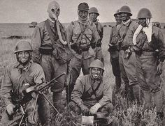 japanese soldiers