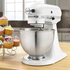 KitchenAid Mixers Blender Kitchen Countertop Classic Plus Series White 10 Speed | eBay  #Kitchen #Shopping #Cookies #Food #Love #Like #Follow #HomeandGarden