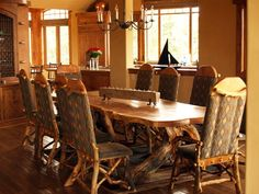 images of rustic cowboy bedroom furniture | Product Photos: Cowhide Chairs, Western Chairs, Rustic Dining Chairs