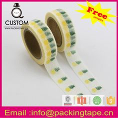 Pinapple washi tape
