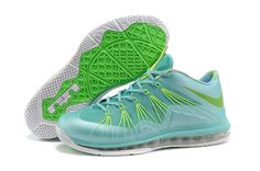 6449ad2c2534 Nike Lebron James 10 Low Green from www.marsportshop.com Subscribe to my  channel