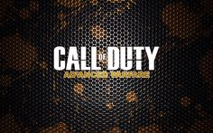 Call of Duty: Advanced Warfare Paint Logo Video Game Logos, New Video Games, Geeks, Call Of Duty Aw, First Person Shooter Games, Video Game Addiction, Mundo Dos Games, Test Games, Nerd