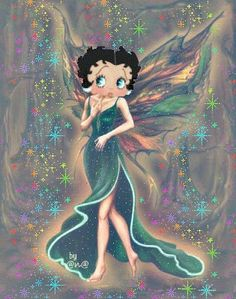 @PinFantasy - Betty Boop ~~ For more:  - ✯ http://www.pinterest.com/PinFantasy/fantasy-~-betty-boop/