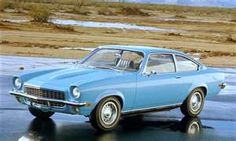 1971 Chevrolet Vega Hatchback Coupe.  You wanted one.  Admit it!