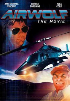 Airwolf: The Movie DVD