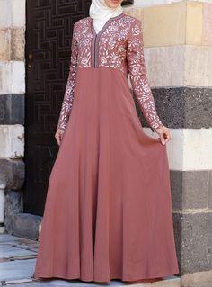 SHUKR USA   Malika Gown