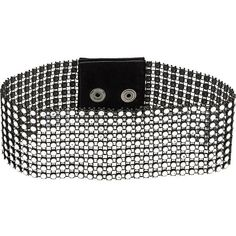 659a5907e962f1 Manokhi stoned collar ( 170) ❤ liked on Polyvore featuring jewelry