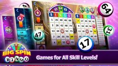 Big spins and BIG WINS! Come take a seat, watch the wheel spin, and listen to the lovely Ruby call out your winning LUCKY bingo numbers!  Big Spin Bingo puts a FUN twist on CLASSIC bingo with Power Bingo! In Power Bingo, you can use exciting POWER UPS to add a little something extra to your game like extra bonus points and double wins.https://play.google.com/store/apps/details?id=com.rubyseven.bigspinbingo #Spin #Bingo #Android