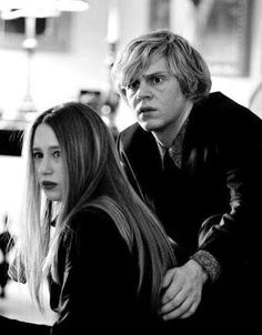 zoe and kyle. season 3- coven