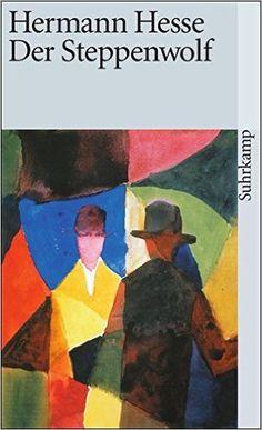 Der Steppenwolf: Amazon.co.uk: Hermann Hesse: 9783518366752: Books