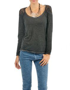 #Camiseta lavado blonda Double Agent. En color gris, por 14,99€ en www.doubleagent.es #fashion #trends #ropa