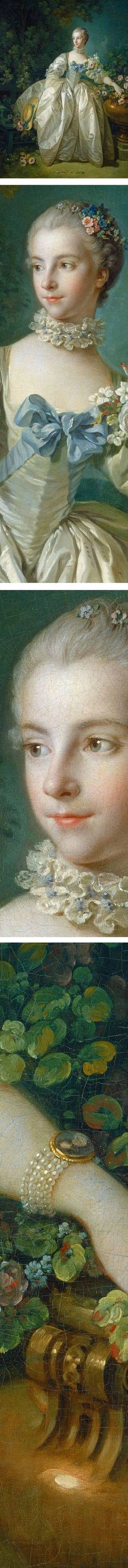 Eye Candy for Today: Boucher's Madame Bergeret