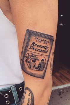 Wicked Tattoos, Creepy Tattoos, Movie Tattoos, Cute Tattoos, Leg Tattoos, Body Art Tattoos, Diy Tattoo, Get A Tattoo, Tattoo Ideas