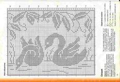 Swan Cross Stitch