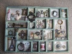 Configuration Box ~ Yours Artfully