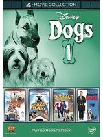 Classic Disney 4-Pack - Disney Dogs Movie Collection 1 DVD