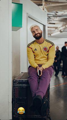Maluma Haircut, Maluma Style, Latino Men, Attitude Is Everything, Latin Music, Perfect Boy, Mens Fashion, Fashion Outfits, Pretty Boys