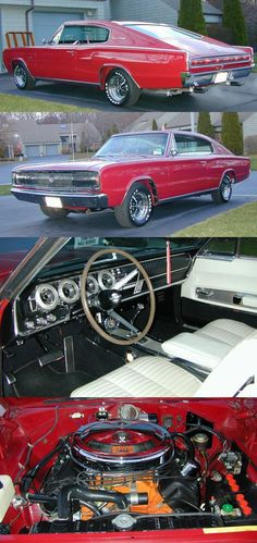 1966 Dodge Hemi Charger