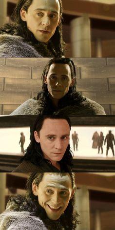 Loki's Coronation, Thor: The Dark World deleted scene, Marvel Cinematic Universe: Phase 2 collection