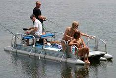 mini pontoon boat ile ilgili görsel sonucu