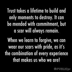 rebuilding friendship quotes | If only rebuilding trust was that easy:/