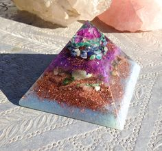 Orgone Pyramid ~ Communicate from the Heart
