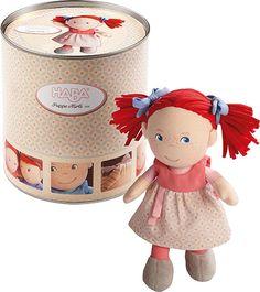 Bábika Mirli v originálnom balení. Soft Dolls, Arts And Crafts, Teddy Bear, Toys, Children, Animals, Physical Intimacy, Puppets, Activity Toys