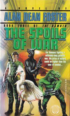 Alan Dean Foster. The Spoils Of War
