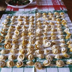 Spinach-and-Ricotta Tortelli with Browned Butter | The pasta for this tortelli (a larger version of tortellini) is extremely silky and supple, which makes it excellent with the creamy ricotta-and-spinach filling. If there's any dough left over, cut it into noodles, as Marco Canora does, then dry it and store it in bags in the refrigerator to have on hand for last-minute dinners.