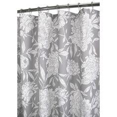Peony Shower Curtain!