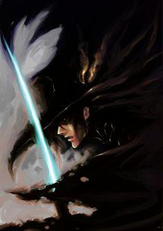 vampire hunter -D- by ~d-e-l-a-c-r-o-i-x on deviantART