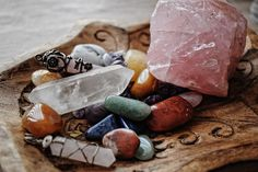 Find out more about why you should cleanse your crystals and how to get started. Cleanse, Spiritual, Journey, Treats, Crystals, Blog, Sweet Like Candy, Goodies, The Journey