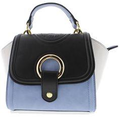 c872fa5bd29e Christian Lacroix Womens Alayna Embossed Faux Leather Satchel Handbag  Fashion leather articles at 60 % wholesale