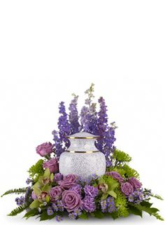 Funeral Flowers For Cremations | Cremation Flowers & Funeral Flowers Washington DC, Mclean VA ...
