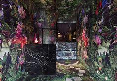 Pretty Please Bar Club, Melbourne byTravis Walton