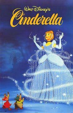 Cinderella | Cinderella (Clyde Geronimi, Wilfred Jackson & HamiltonLuske, 1950)