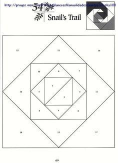拼布图样 - 草知春 - Picasa Web Albums