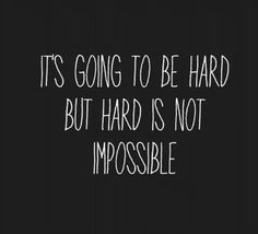 Hard vs Impossible