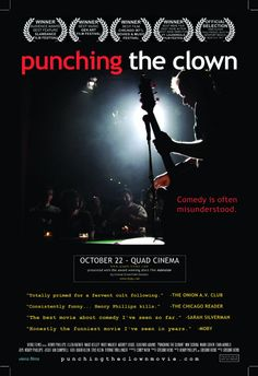 Punching the Clown (2009) Poster