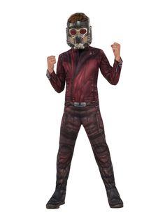 Star Lord - Boy's Marvel Guardians of the Galaxy Fancy Dress Costume - Kids Costumes Marvel, Boy Costumes, Movie Costumes, Star Lord Avengers, Marvel Avengers, Costume Star Lord, Guardians Of The Galaxy, Harley Quinn, Disfraz Star Wars