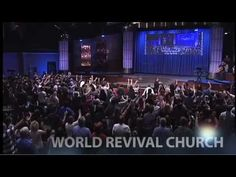Everything Inside of Me: Live Worship from World Revival Church