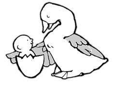 Parent-Child Mother Goose Program Logo